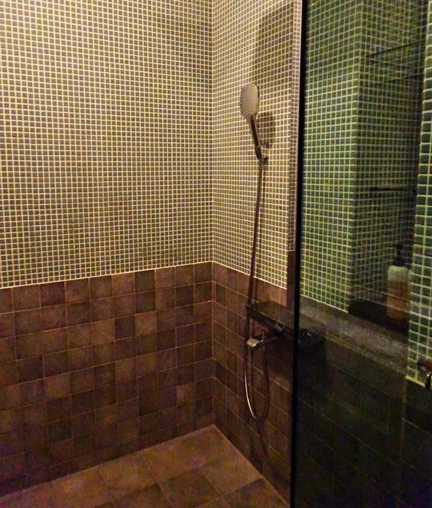 OrigInn space shower