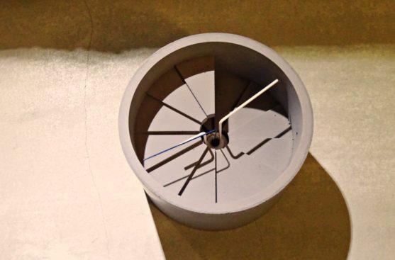Play Design Hotel clock