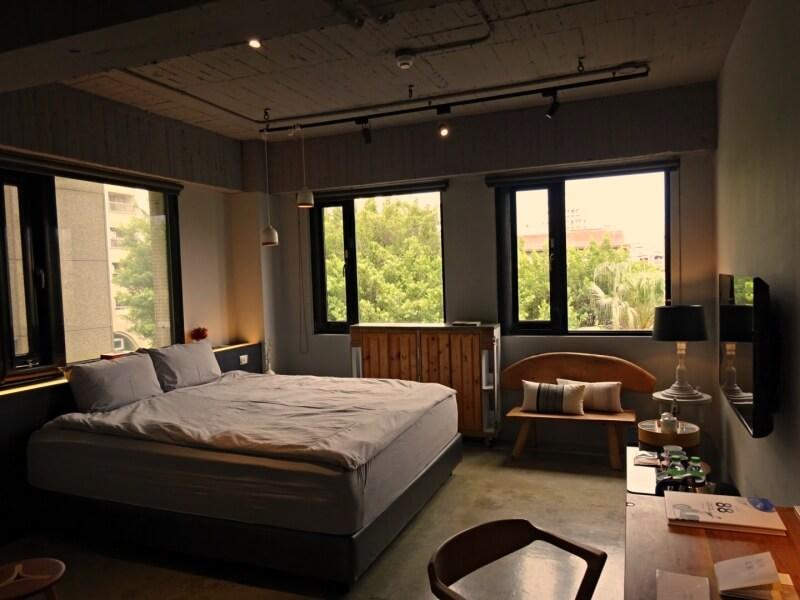 プレイデザインホテルの客室